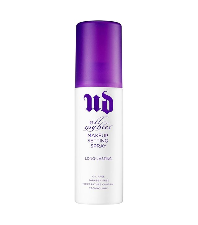 Urban Decay's All Nighter Long-Lasting Makeup Setting Spray