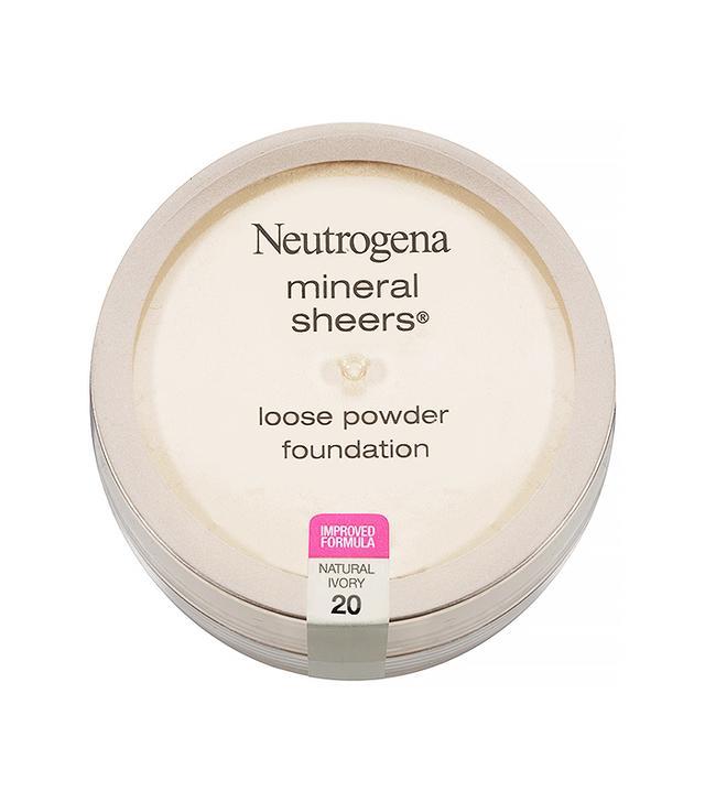 Neutrogena Mineral Sheers Loose Foundation