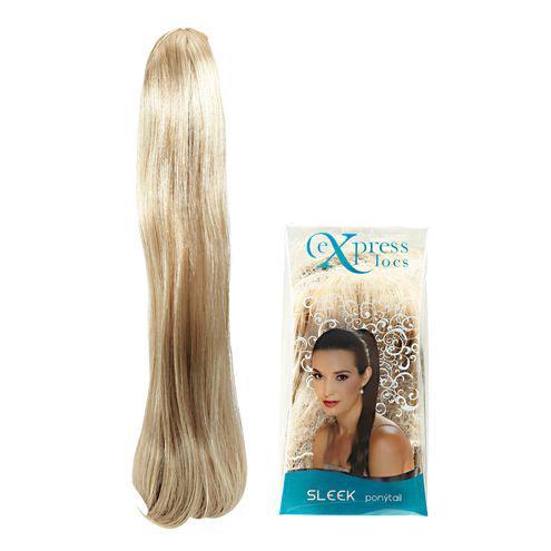 ExpressLocs Ponytail Clip-In Sleek Hairpiece