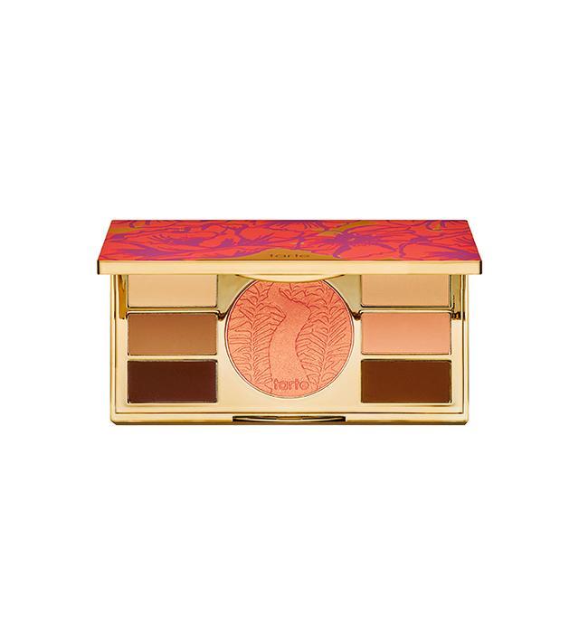 Tarte Poppy Picnic Limited-Edition Amazonian Clay Eye & Cheek Palette