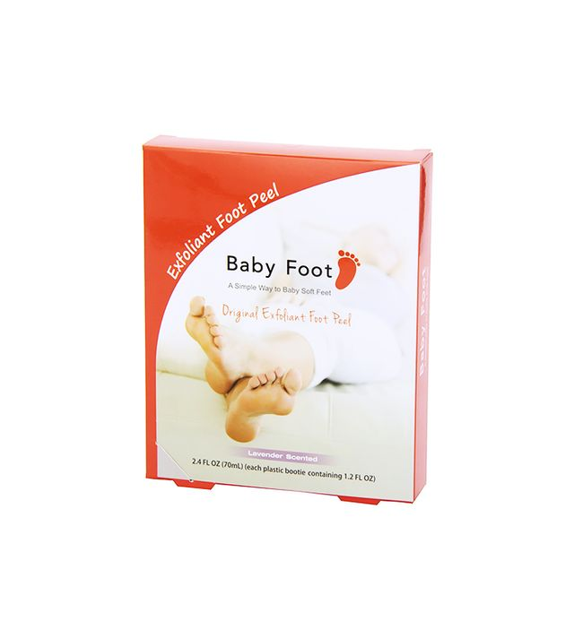 Baby Feet Deep Exfoliant Foot Peel