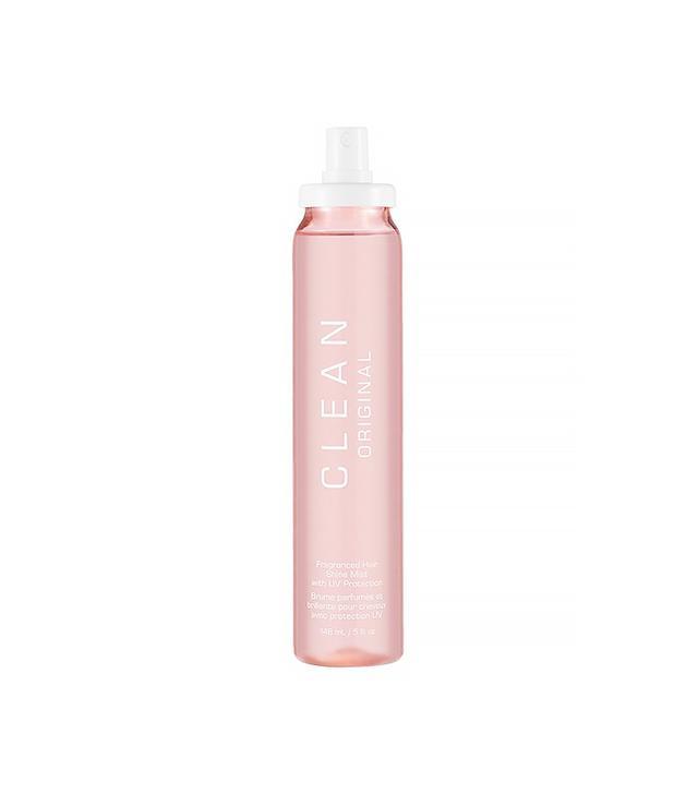 Clean Original Fragranced Hair Shine Mist with UV Protection