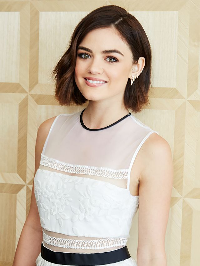 Beauty Advice to My 16-Year-Old Self, by Lucy Hale
