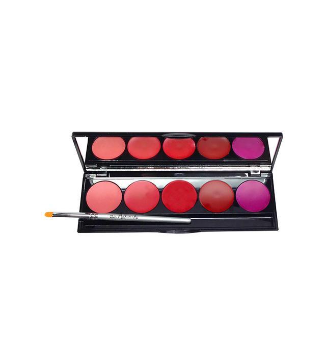 Au Naturale Organic Lip Palette