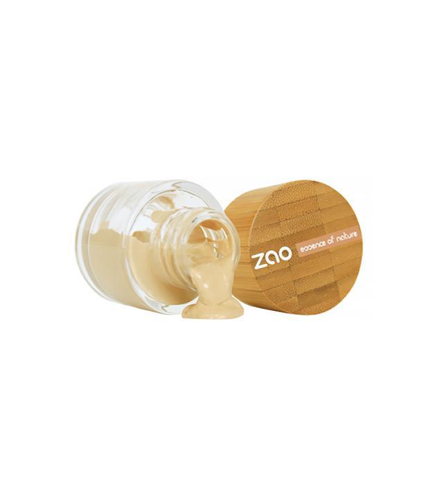 Zao Organic Silk Foundation