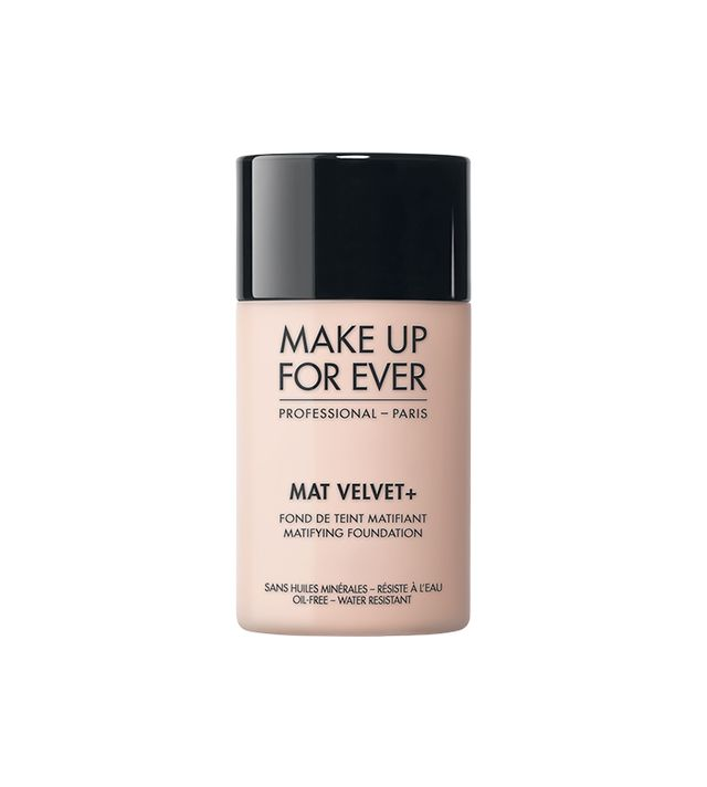 Make Up For Ever Mat Velvet + Mattifying Foundation