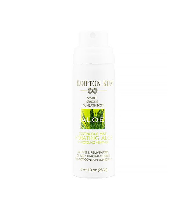 Continuous Mist Hydrating Aloe
