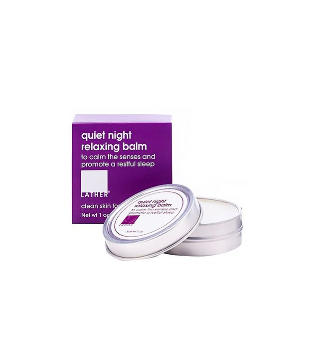 Lather Quiet Night Relaxing Balm