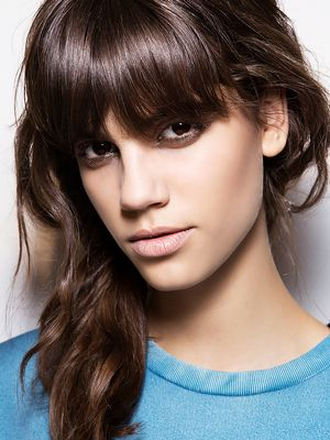 How to Cut Your Own Bangs (and Not Regret It Later)