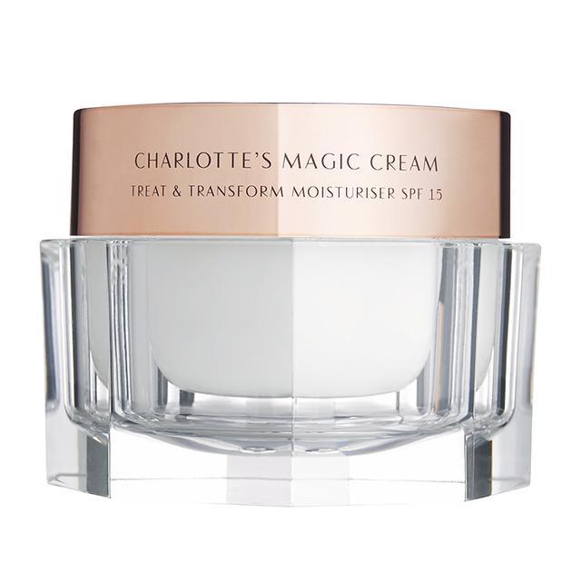 Charlotte tilbury career tips: Charlotte Tilbury Charlotte's Magic Cream
