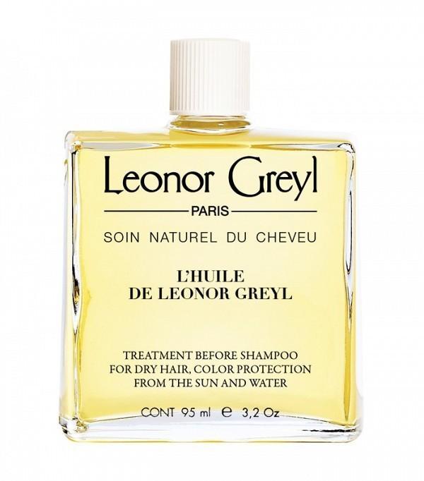 How to grow hair faster: Leonor Greyl L'Huile De Lenor Greyl Pre Shampoo Treatment