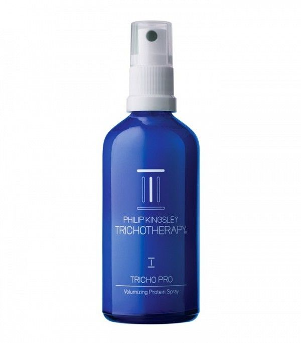 How to grow hair faster: Philip Kingsley Trichotherapy Tricho Pro Volumizing Protein Spray