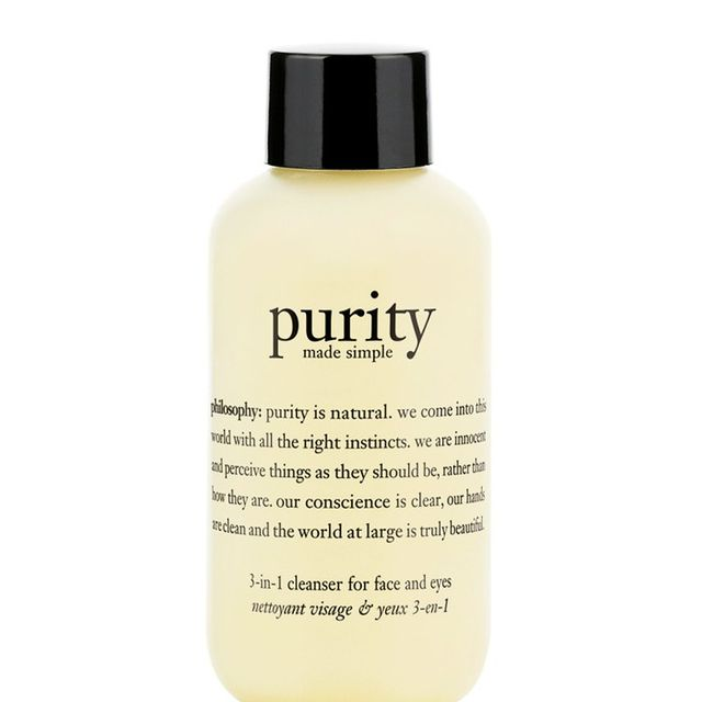 How to get rid of acne: Philosophy Purity Made Simple