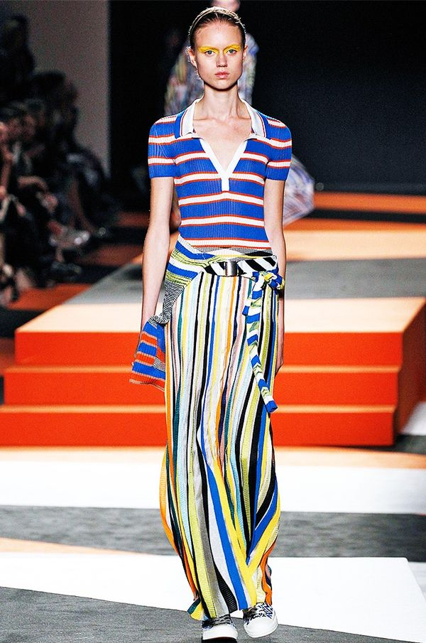 The Runway: Missoni