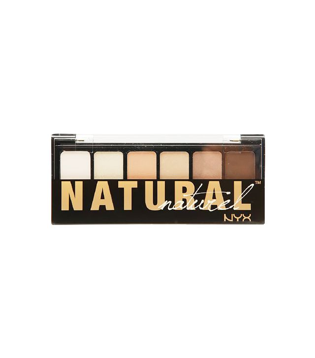 Nyx The Natural Naturel Palette