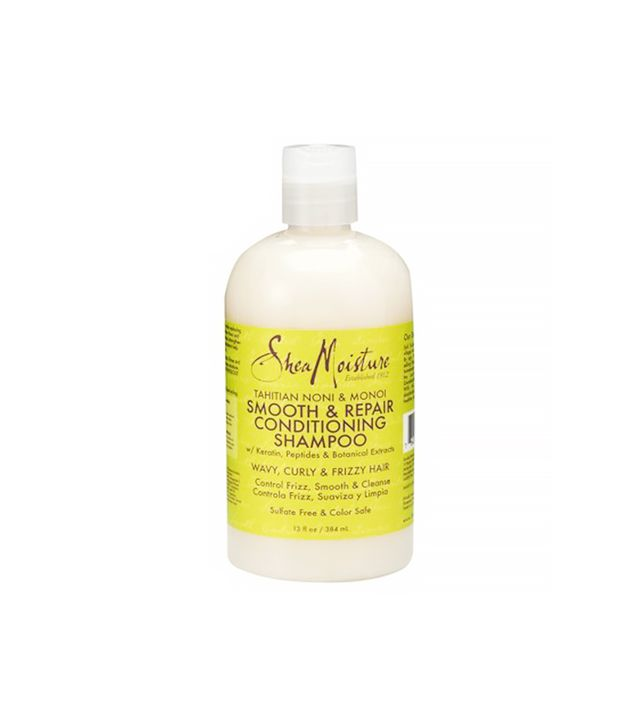 SheaMoisture Tahitian Noni & Monoi Smooth & Repair Conditioning Shampoo