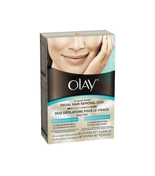 Olay Smooth Finish Facial Hair Removal Duo Kit