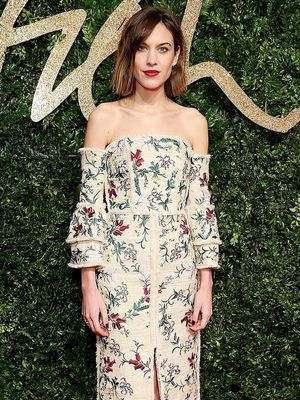 See All the Gorgeous Looks From the British Fashion Awards