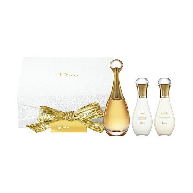 Dior J'adore Pre-Gift Wrapped Petite Coffret Holiday Set