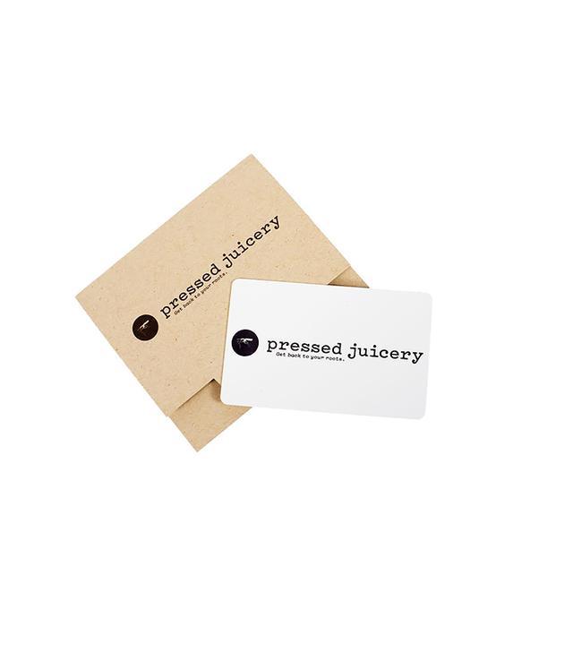 Pressed Juicery Gift Card