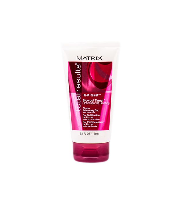 Matrix Total Results Heat Resistant Blowout Tamer Shape Enhancing Gel
