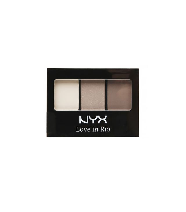 Nyx Love in Rio 3 Color Shadow Palette