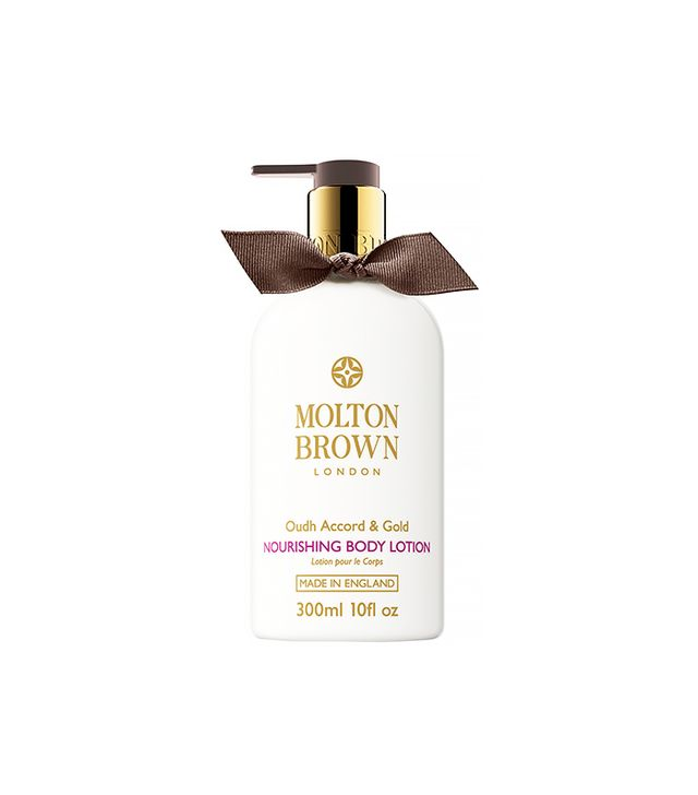 Molton Brown Oudh Accord & Gold Nourishing Body Lotion