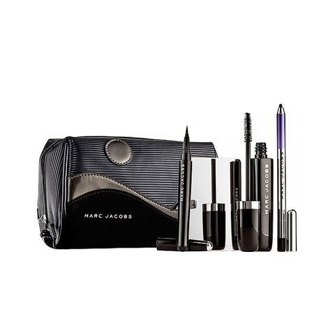 Beauty Blacquer and Bleu Five-Piece Eye Essentials Collection