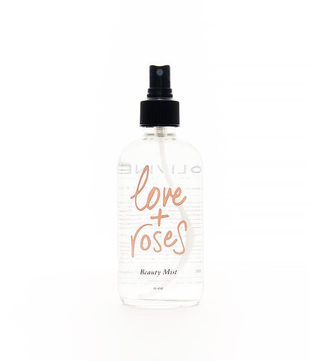 Olivine Love + Roses Mini Beauty Mist