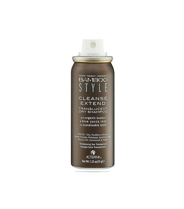 Alterna Cleanse Extend Translucent Dry Shampoo in Bamboo Leaf Scent