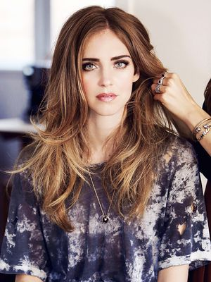 EXCLUSIVE: Getting Ready with Chiara Ferragni of The Blonde Salad