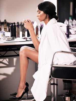 Exclusive: Anais Mali is a Dreamy Wood Nymph for Dolce & Gabbana Skincare