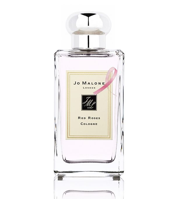 Breast Cancer Awareness Beauty Products: Jo Malone Red Roses Cologne