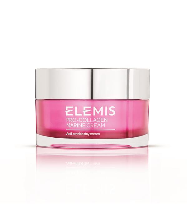 Breast cancer awareness beauty products: Elemis ProCollagen Marine Cream