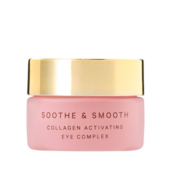breast cancer awareness beauty products: MZ Skin by Dr Maryam Zamani Soothe & Smooth Collagen Activating Eye Complex