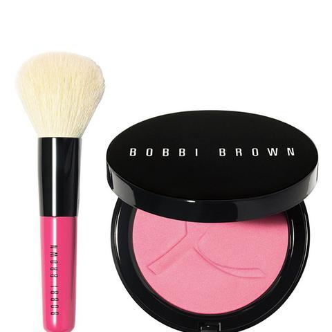 Pink Peony Illuminating Bronzing Powder