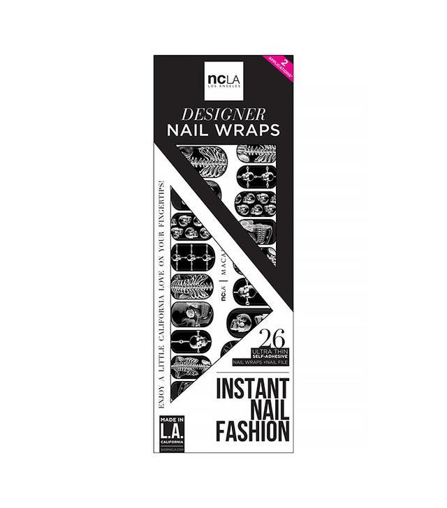 NCLA Halloween 2014 Nail Wraps