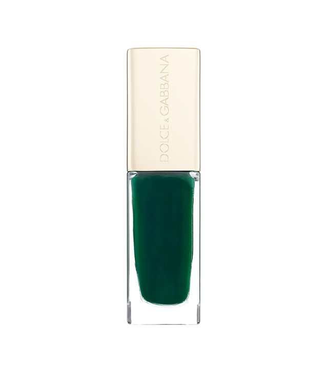 Dolce & Gabbana The Nail Lacquer in Wild Green