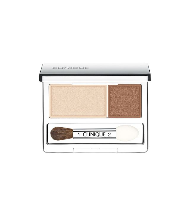 Clinique All About Shadow Eye Shadow Duo in Like Mink New