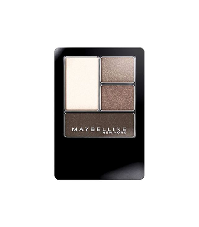 Maybelline Expert Wear Eyeshadow Quad in Natural Smokes