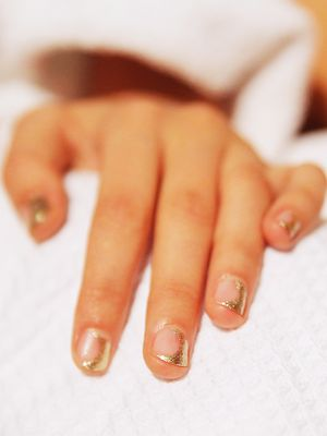 9 Negative Space Manicures That Are Surprisingly Sophisticated