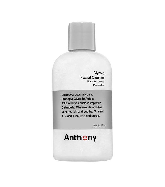 Anthony Logistics Glycolic Facial Cleanser | Electrogent