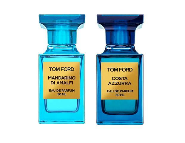 Tom Ford Mandarino Di Amalfi and Costa Azzurra