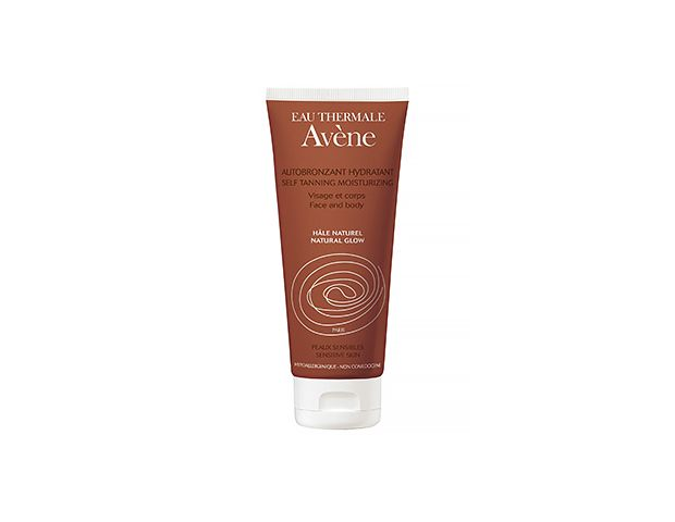 Avene Moisturizing Self-Tanning Lotion