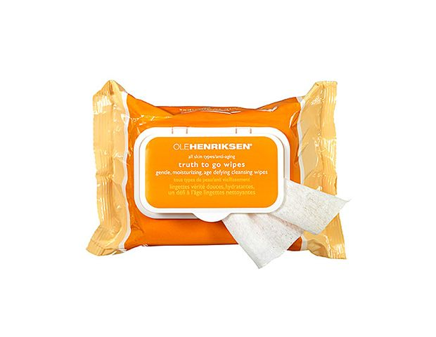 Ole Henrikson Truth To Go Vitamin C Wipes