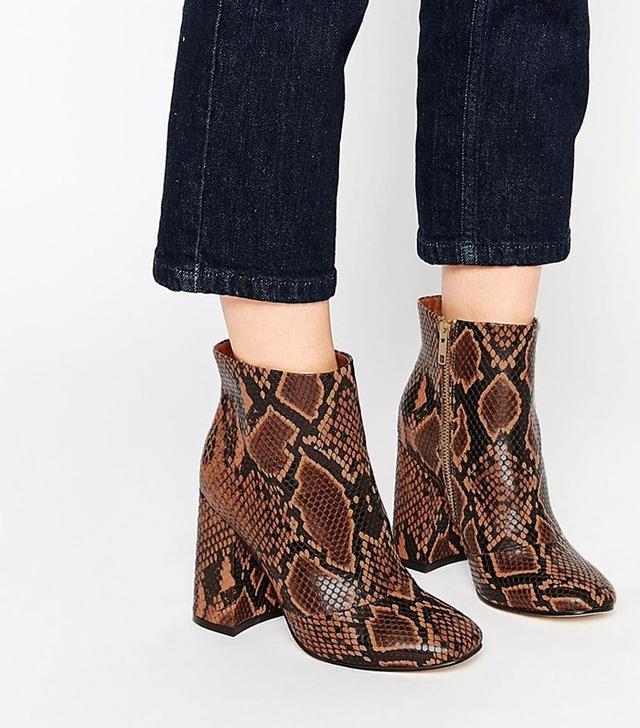 ASOS Edwina Ankle Boots