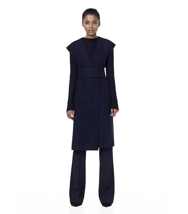 Mango Wool Waistcoat