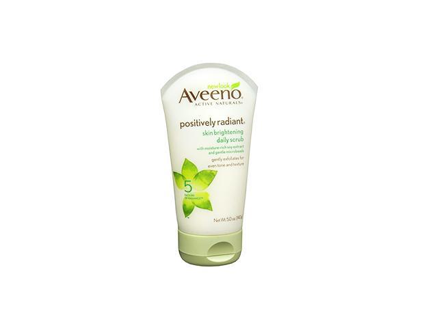 Aveeno Positively Radiant Brightening Daily Scrub