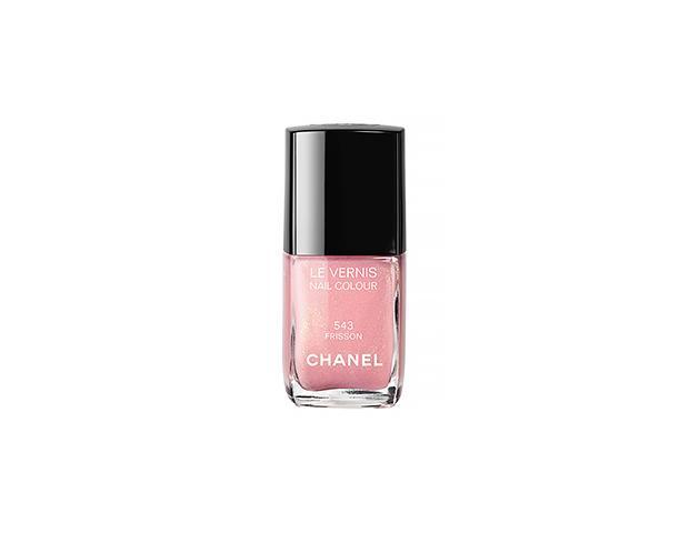 Chanel La Vernis Nail Colour in Frisson