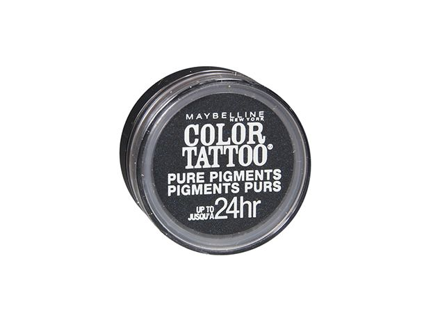 Maybelline Color Tattoo Pure pigments in Black Mystery